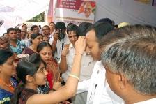 <h5>Ladawa Health Mela</h5>