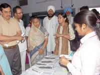 <h5>Health Mela, Yamunanagar, haryana Oct 7, 2012</h5>