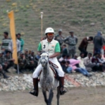 <h5>Exhibition Polo Match at Dras (Kargil)</h5>